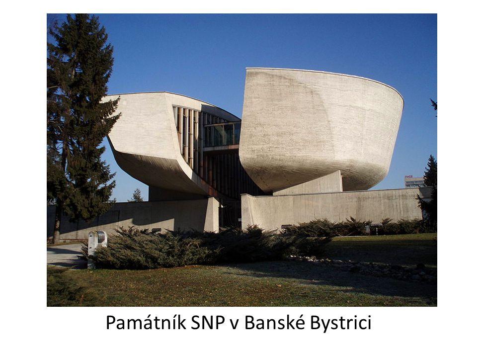 Památník SNP v Banské Bystrici