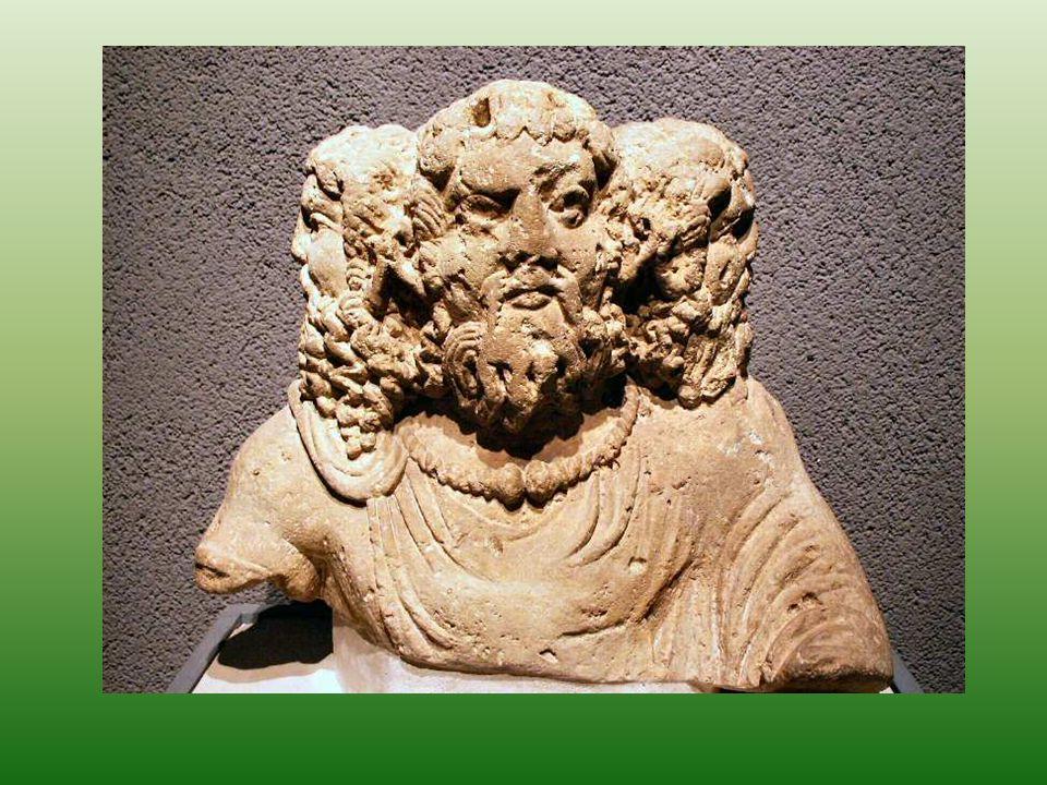 Bohyně Matka Země – v irské mytologii Matka Země zachována v postavách Danu - matkou Thuatha Dé Danna.