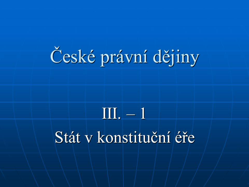 Základní občanská práva a svobody základní státní zákon o všeobecných právech státních občanů (č.