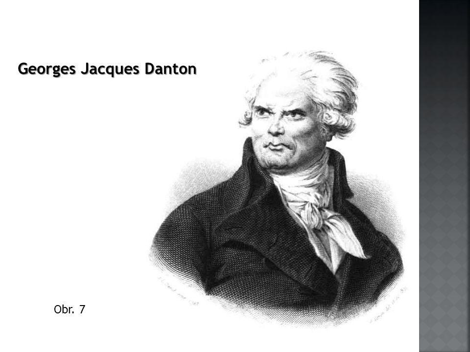 Georges Jacques Danton Obr. 7