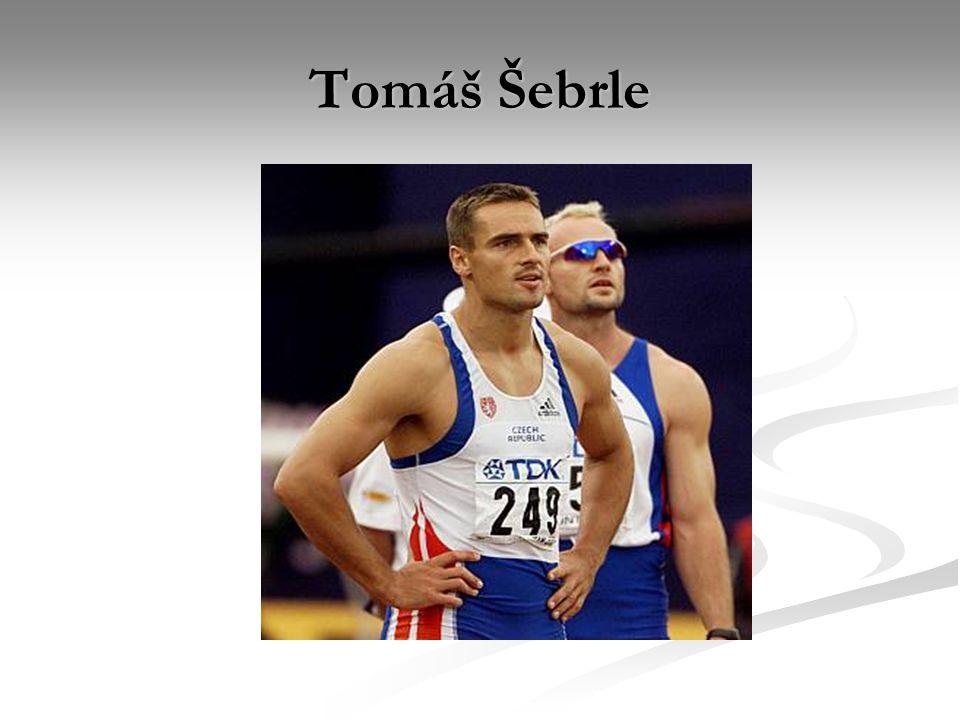 Tomáš Šebrle