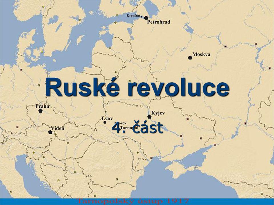 Ruské revoluce 4. část