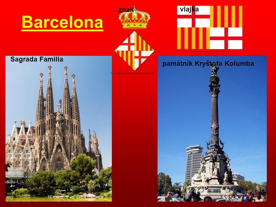 Barcelona Sagrada Familia http://www.perfecttravelblog.com/bcn-sagrada1.jpg památník Kryštofa Kolumba http://www.turisimo.cz/assets/country/spanelsko/