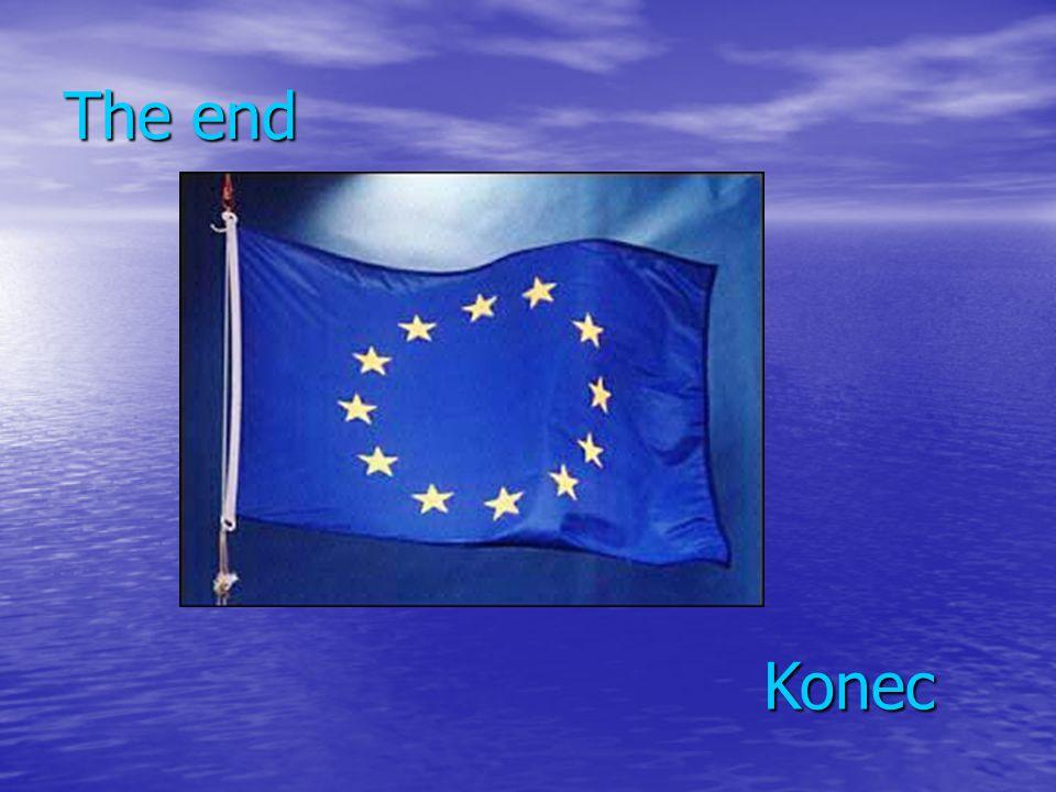 The end Konec