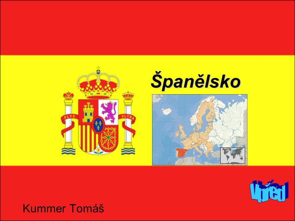 Španělsko Kummer Tomáš
