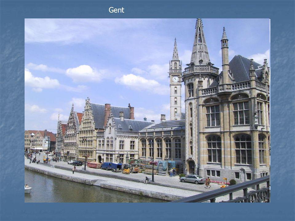 Mekka skvělých belgických pralinek