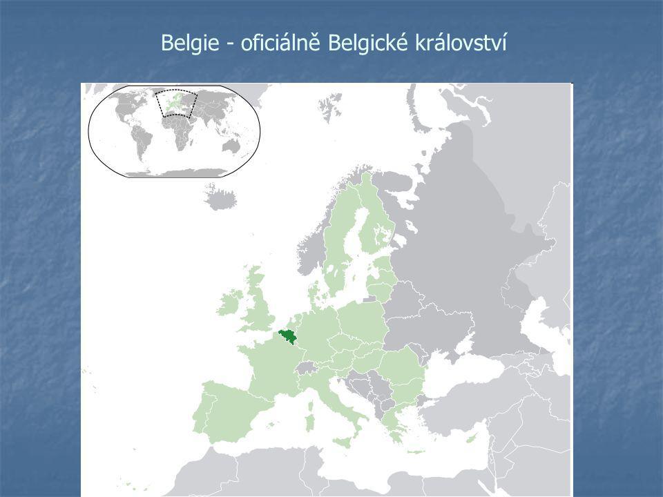 Belgie - oficiálně Belgické království
