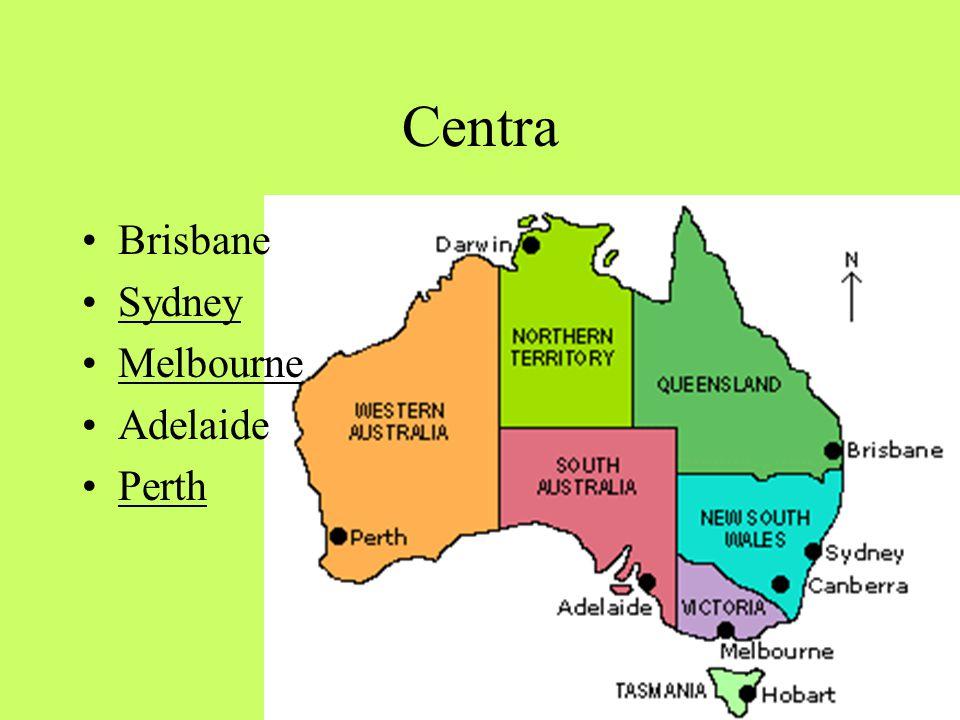Centra Brisbane Sydney Melbourne Adelaide Perth