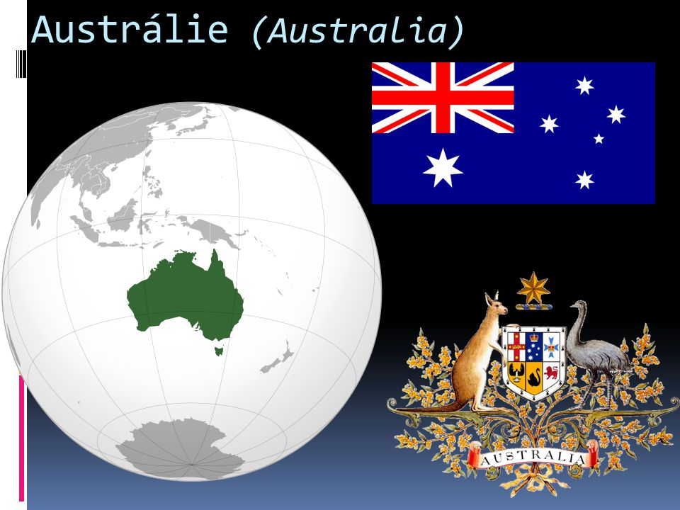 Austrálie (Australia)