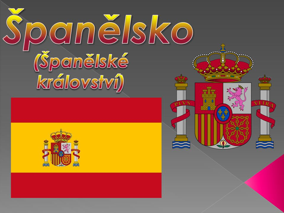 Hlavní město : Madrid Rozloha : 504 782 km² Počet obyvatel : 46 063 511 Hustota zalidnění : 87,8 ob.