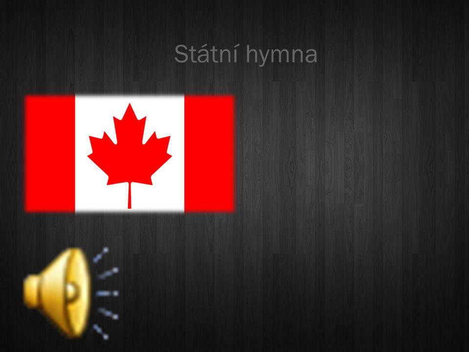 Státní symboly Národní symboly mají reprezentovat svou zemi a stát se tak jakýmsi poznávacím znamením daného státu. Tento zám ě r u Kanady platí dvojn