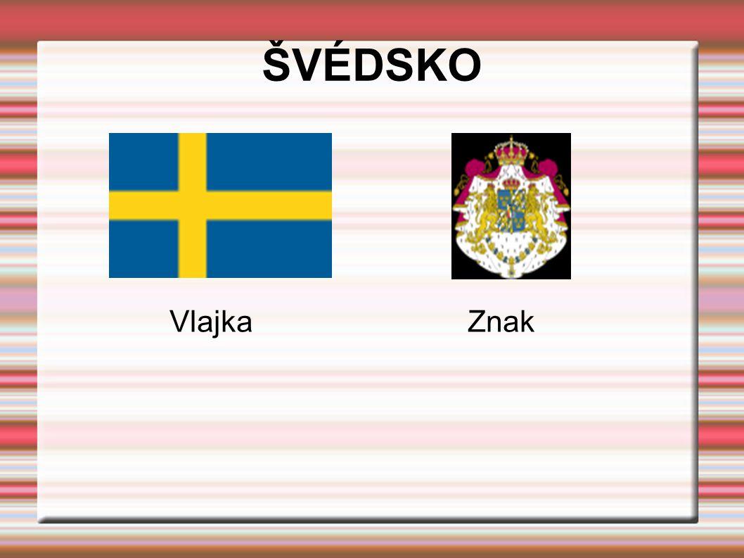 ŠVÉDSKO VlajkaZnak