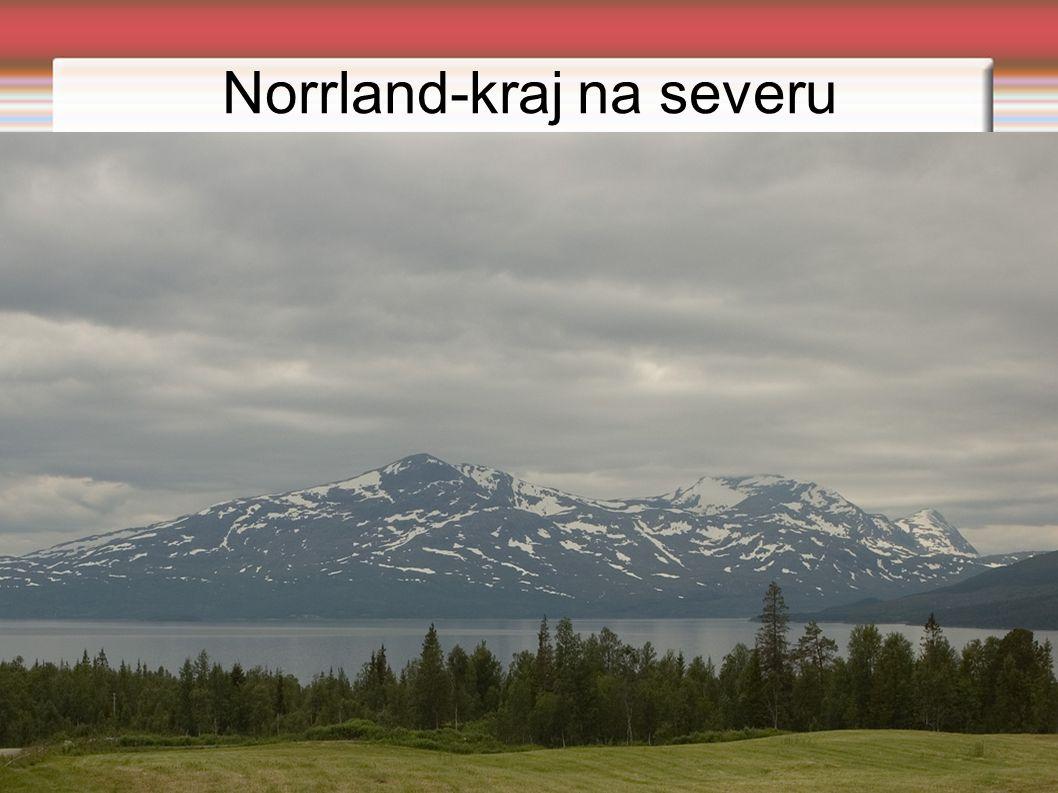 Norrland-kraj na severu