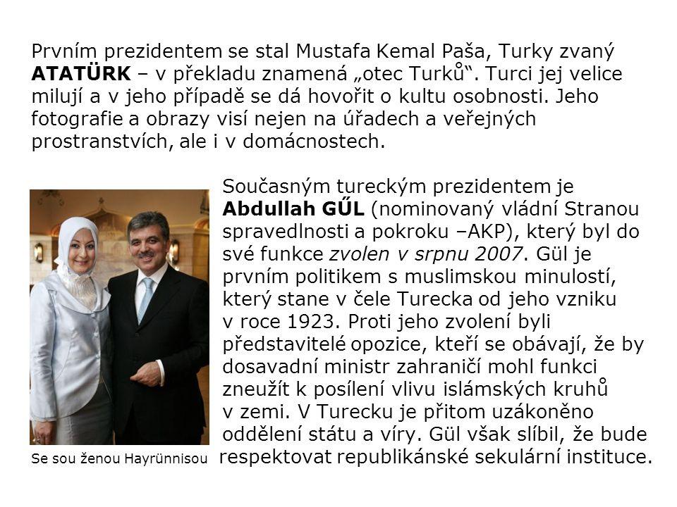 V roce 2006 došlo ke komplikacím ve vztahu mezi Tureckem a Evropskou unií.