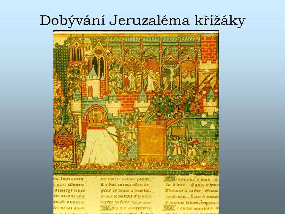 Dobývání Jeruzaléma křižáky