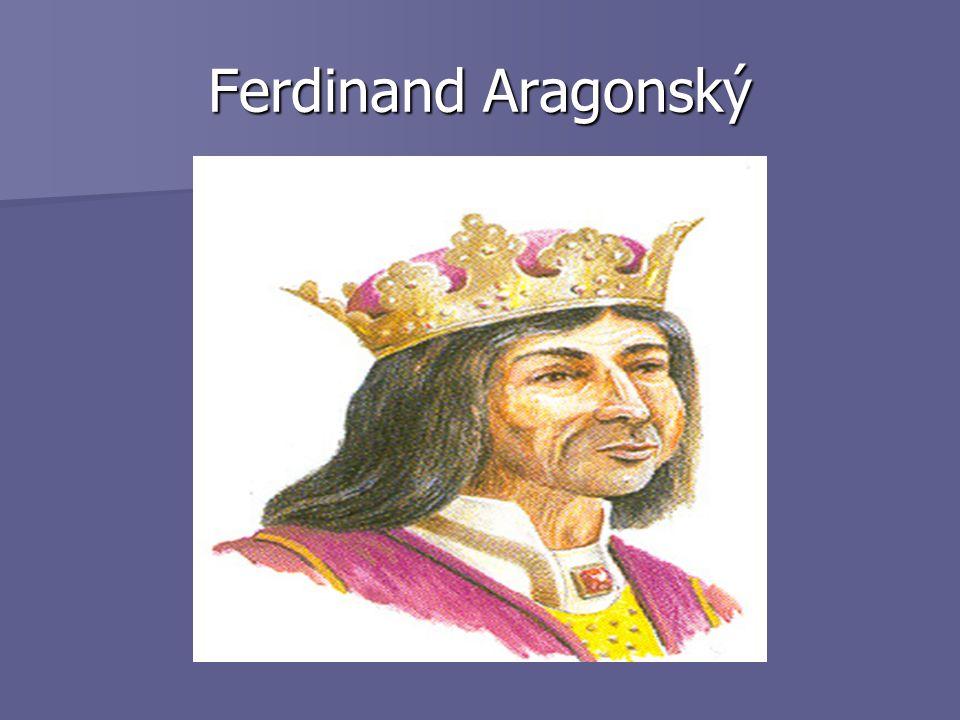 Ferdinand Aragonský
