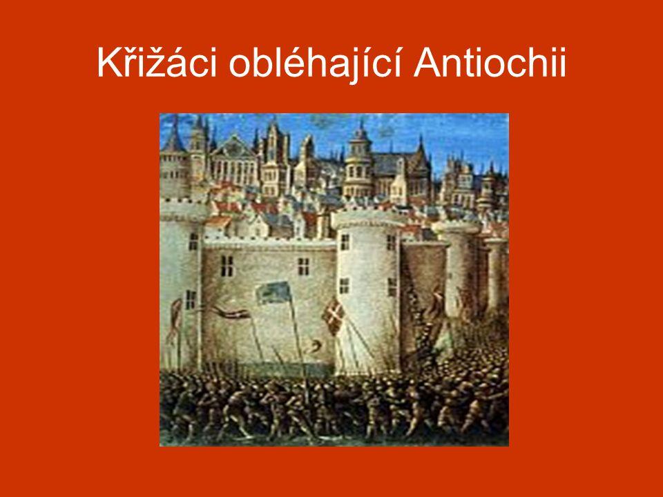 Pokusy o dobytí hradu Akkonu muslimy pod vedením sultána Saladina