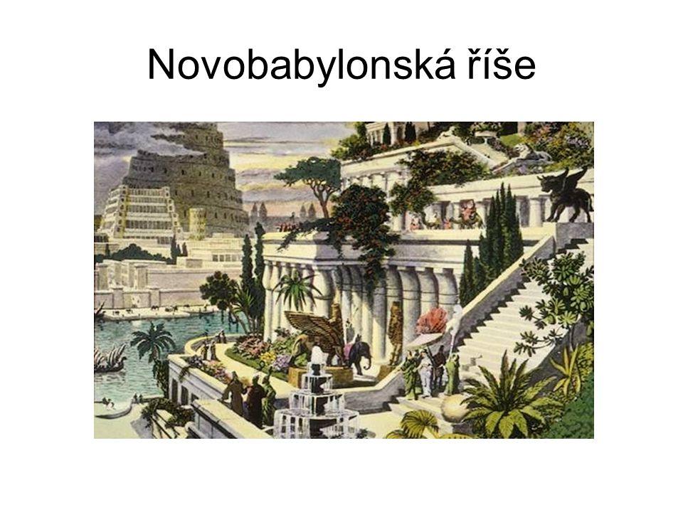 Novobabylonská říše