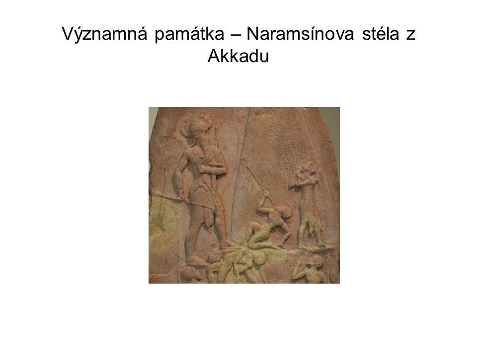 Ukázka assyrského umění