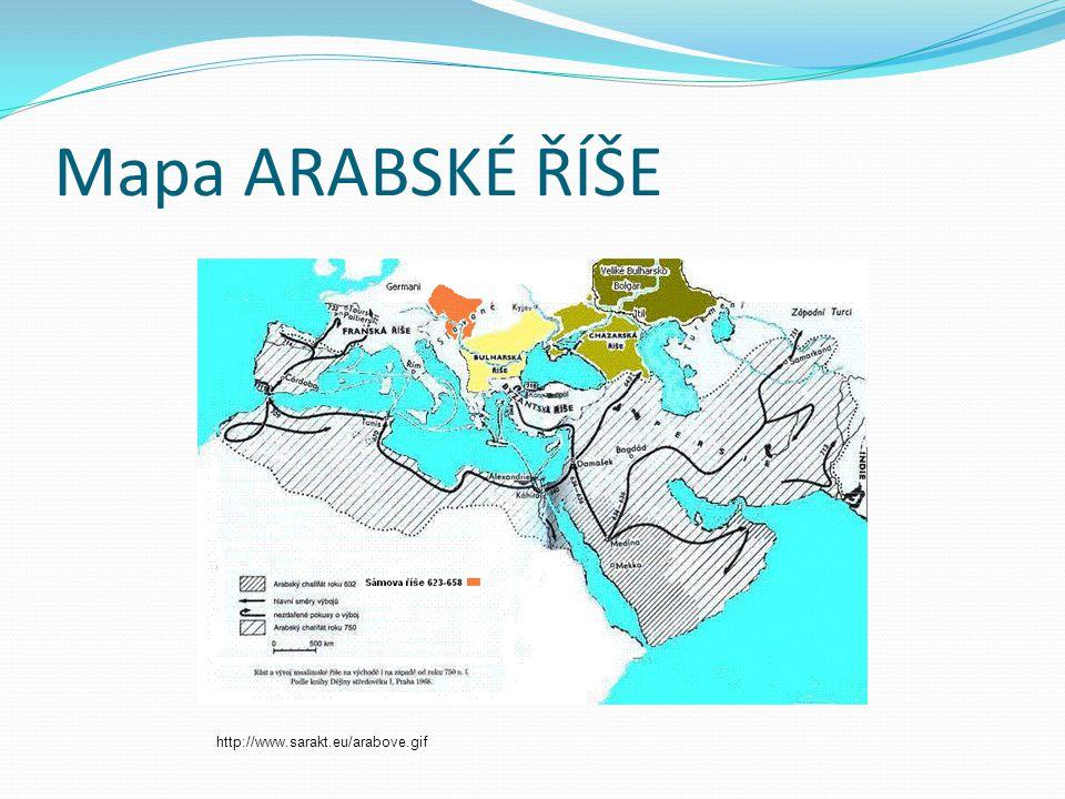 O životě Arabů na Pyrenejském poloostrově Čtení s porozuměním – srana 17 – lišta Vypisujte, jak vyspělá vzdělanost a kultura zde byla