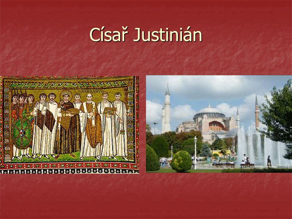 Císař Justinián