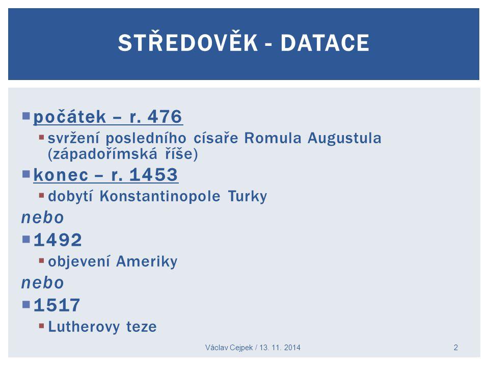 Václav Cejpek / 13. 11. 2014 GOTIKA / DÓM V MILÁNĚ / 14. – 16. STOL. 23