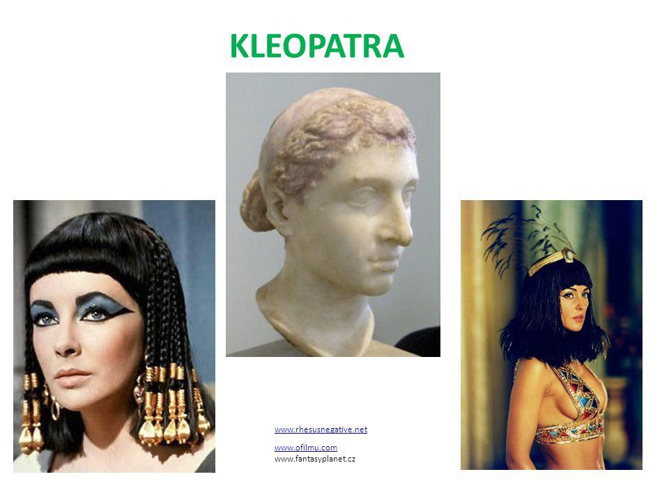 KLEOPATRA www.rhesusnegative.net www.ofilmu.com www.rhesusnegative.net www.ofilmu.com www.fantasyplanet.cz