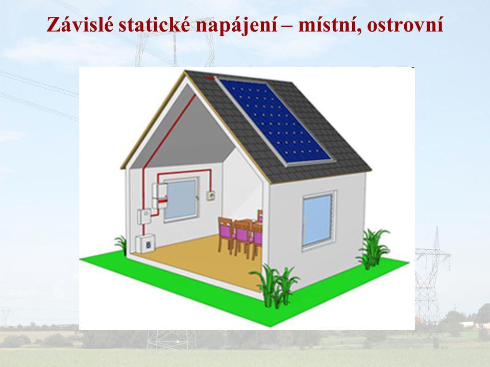 Řešením jsou ostrovní systémy = Smart Grids