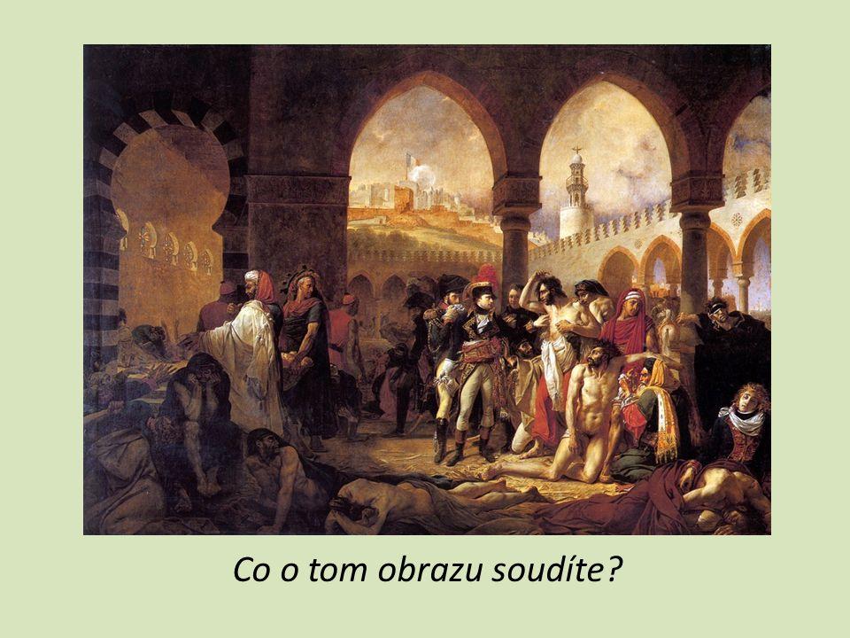 Kde leží Jaffa? Jak se tam Napoleon dostal?