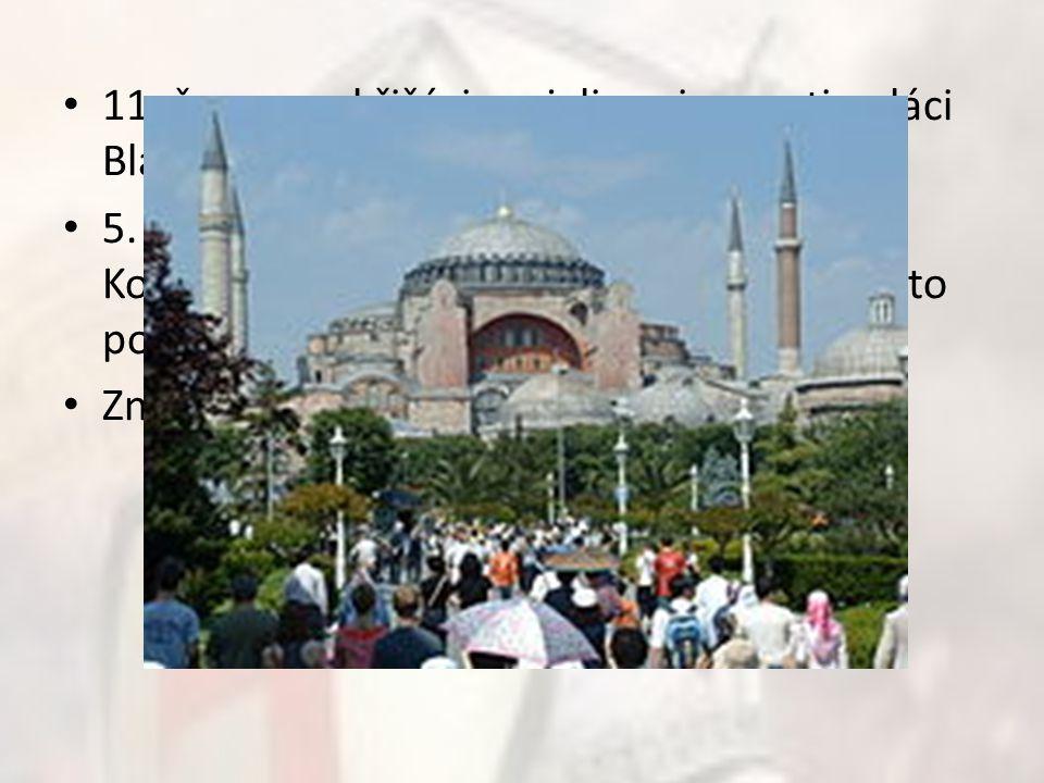 11. července křižáci zaujali pozice proti paláci Blachernae, byli však krutě odraženi. 5. dubna křižáci podnikli první útok na Konstantinopol, byli vš