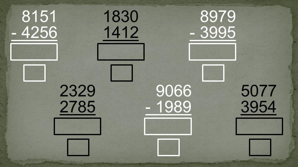 1412 1830 - 4256 8151 - 3995 8979 2785 2329 - 1989 9066 3954 5077