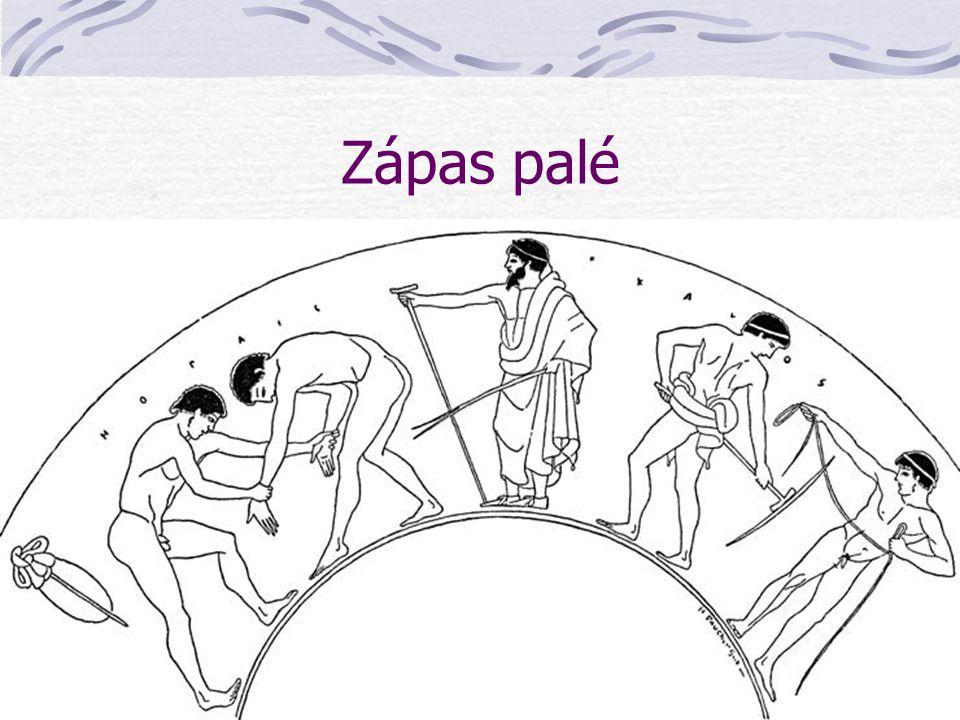 Sport jako výchova k vojenství/občanství Sparta – osobitý přístup (občan – homois) Sport - příprava občana, v případě potřeby vojáka Ve Spartě znevažo