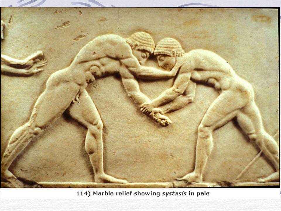 Orthia palé – v postoji Vítězství na tři hody (triakter) Kato palé – na zemi Donutit soupeře vzdát se, položit ho na zem