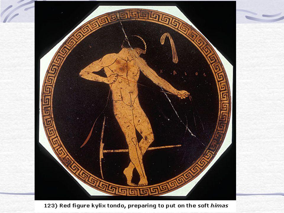himantes – pásky k zpevnění zápěstí Pygmachia – boxerský zápas