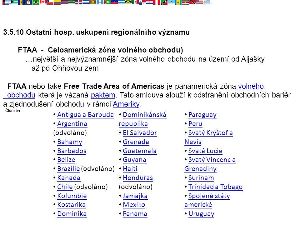 Antigua a Barbuda Argentina (odvoláno)Argentina Bahamy Barbados Belize Brazílie (odvoláno)Brazílie Kanada Chile (odvoláno)Chile Kolumbie Kostarika Dom