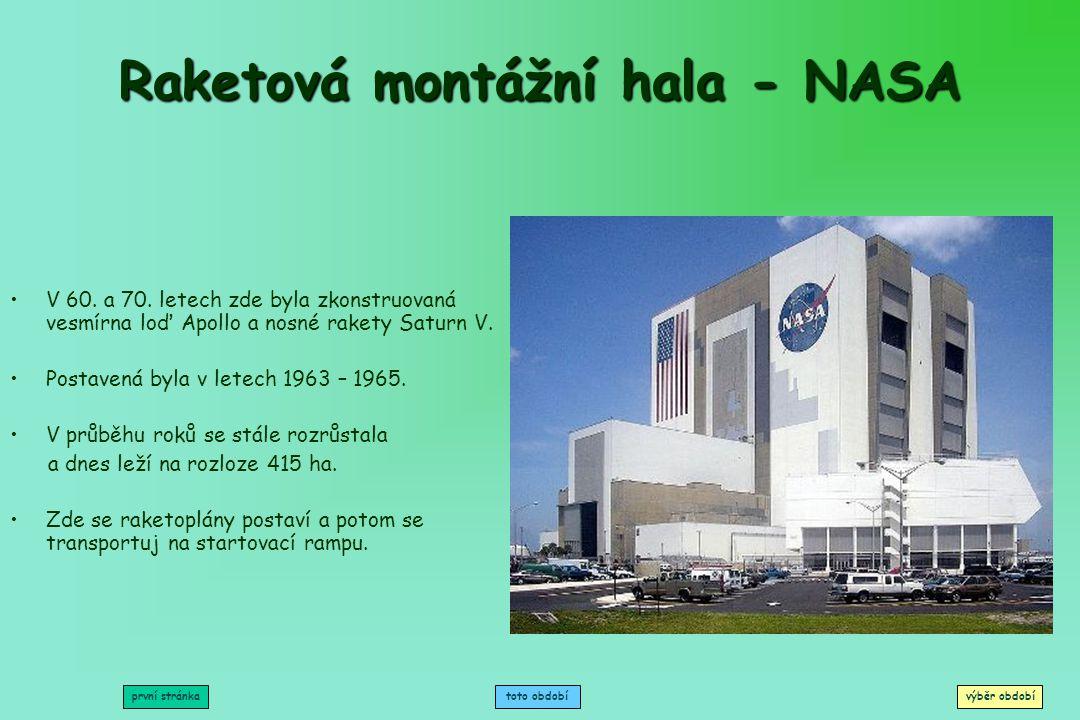 Raketová montážní hala Ženevský vodomet Most Costa e Silva Searsův mrakodrap Budova Opery Svatogotthardský tunel první stránkavýběr období