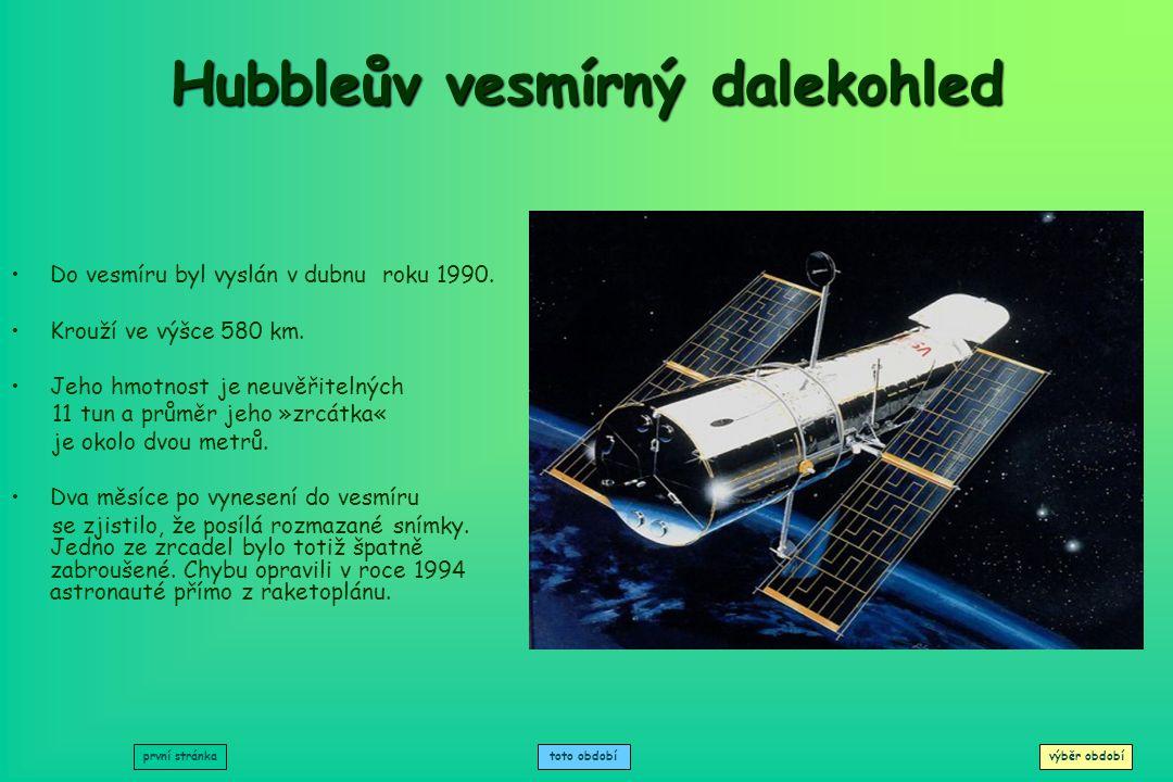 Vesmírná stanice MIR Do vesmíru byla vypuštěna v roce 1986 a zůstala tam do roku 2002. Mnoho kosmonautů na této stanici překonalo rekord v délce pobyt