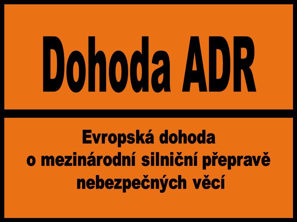 DEKRA Automobil a.s.© DEKRA Automobil a.s. Právní úprava  Sbírka mezinárodních smluv - Sdělení č.