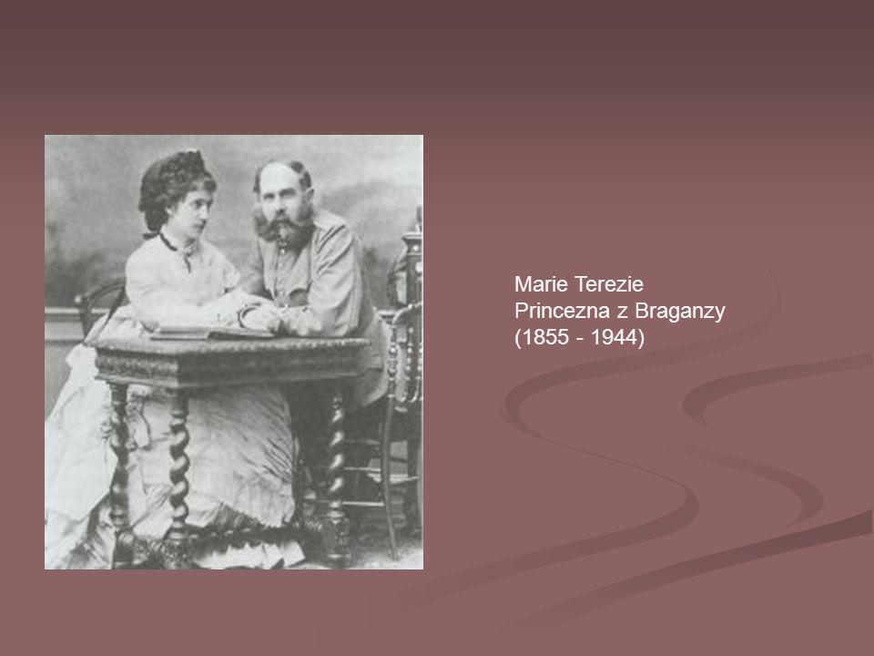 Marie Terezie, Karel Ludvík a jejich děti