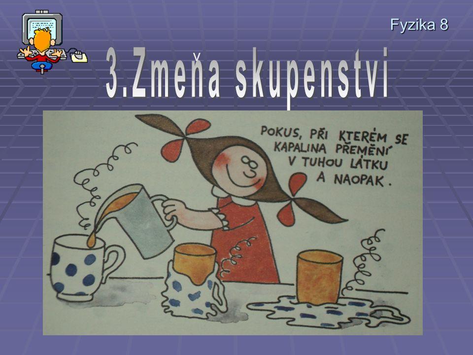 Učivo pro 8. ročník ZŠ