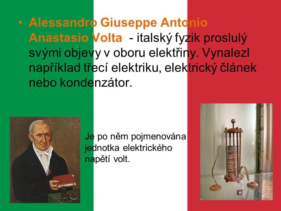 Ascanio Sobrero - italský chemik.