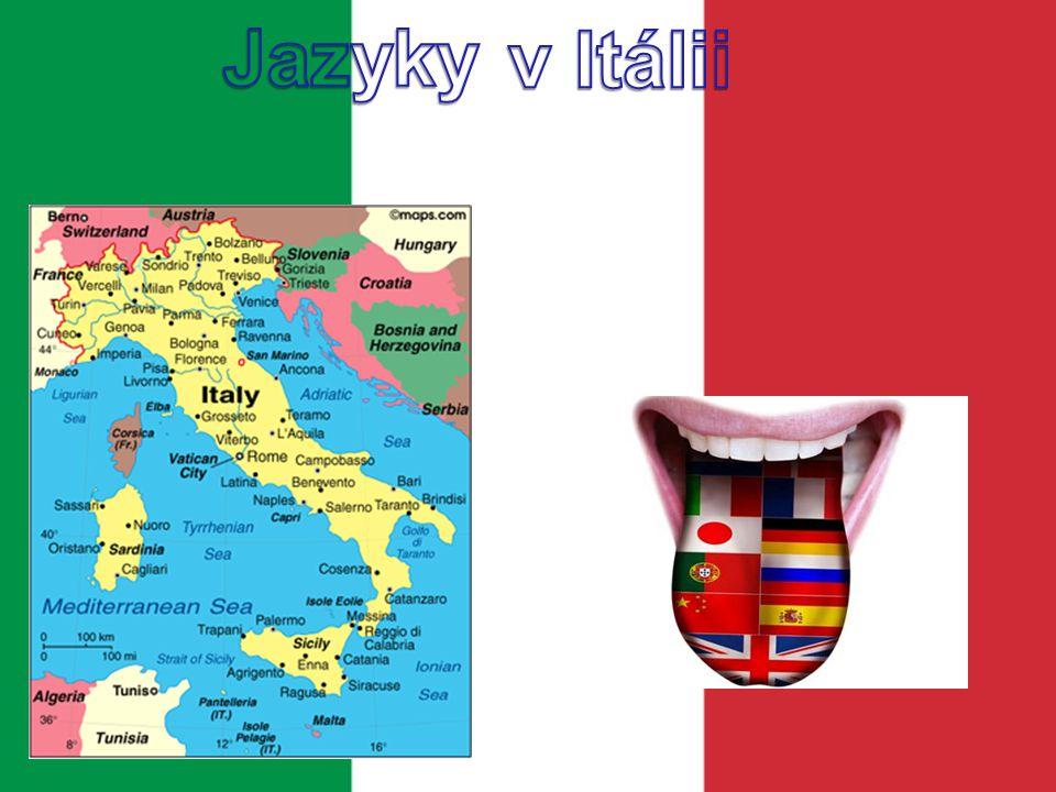 Italština je románský jazyk.Vznikla postupným vývojem z hovorové latiny.