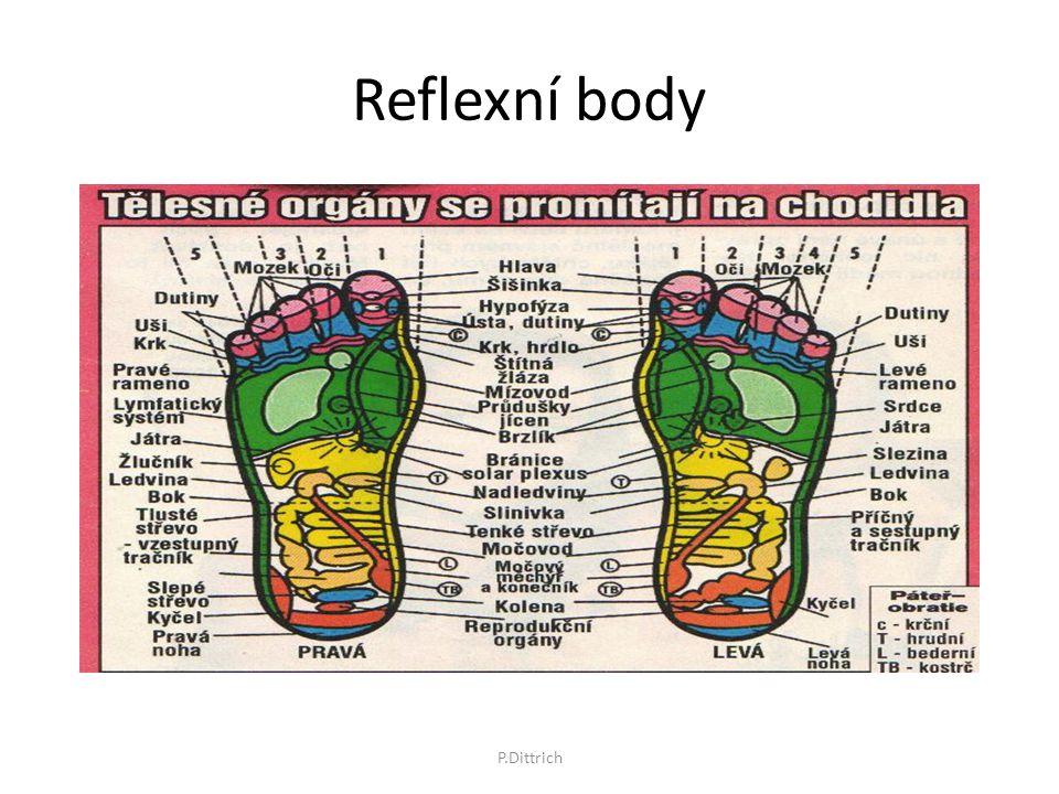 Reflexní body P.Dittrich