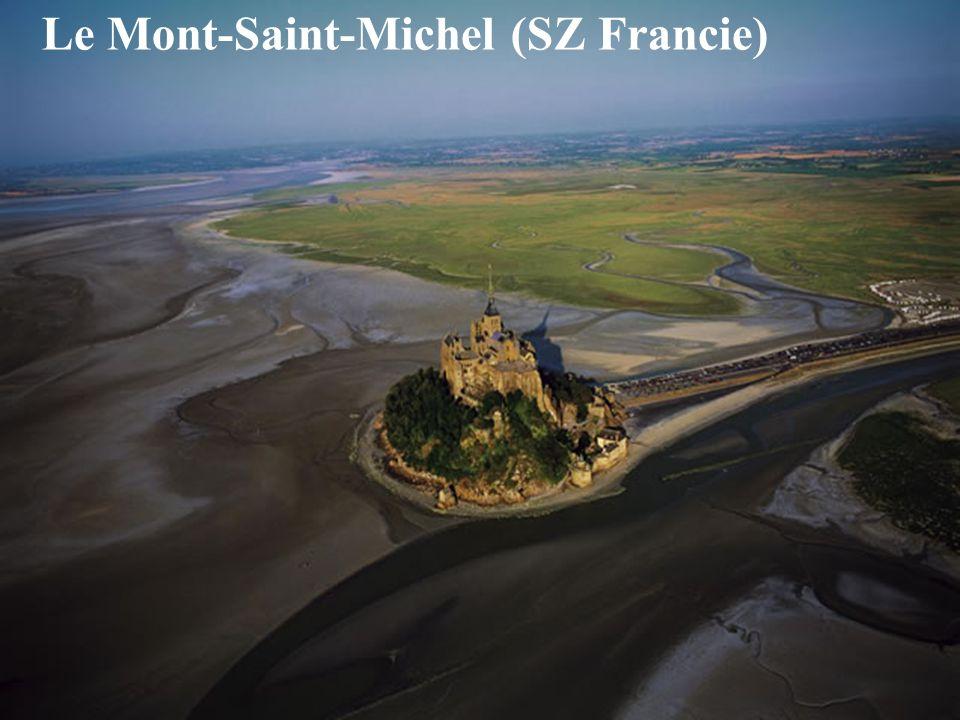 Le Mont-Saint-Michel (SZ Francie)