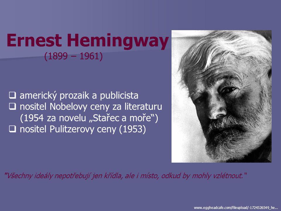 Představitelé Ernest Hemingway Francis Scott Fitzgerald Eugene Gladstone O´Neill William Faulkner http://cs.wikipedia.org/wiki/Ernest_Hemingway http:/