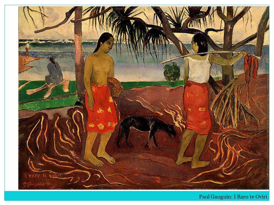 Paul Gauguin: I Raro te Oviri