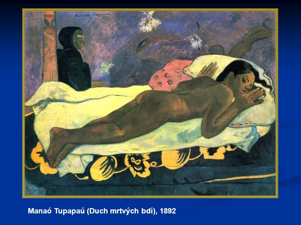 Manaó Tupapaú (Duch mrtvých bdí), 1892