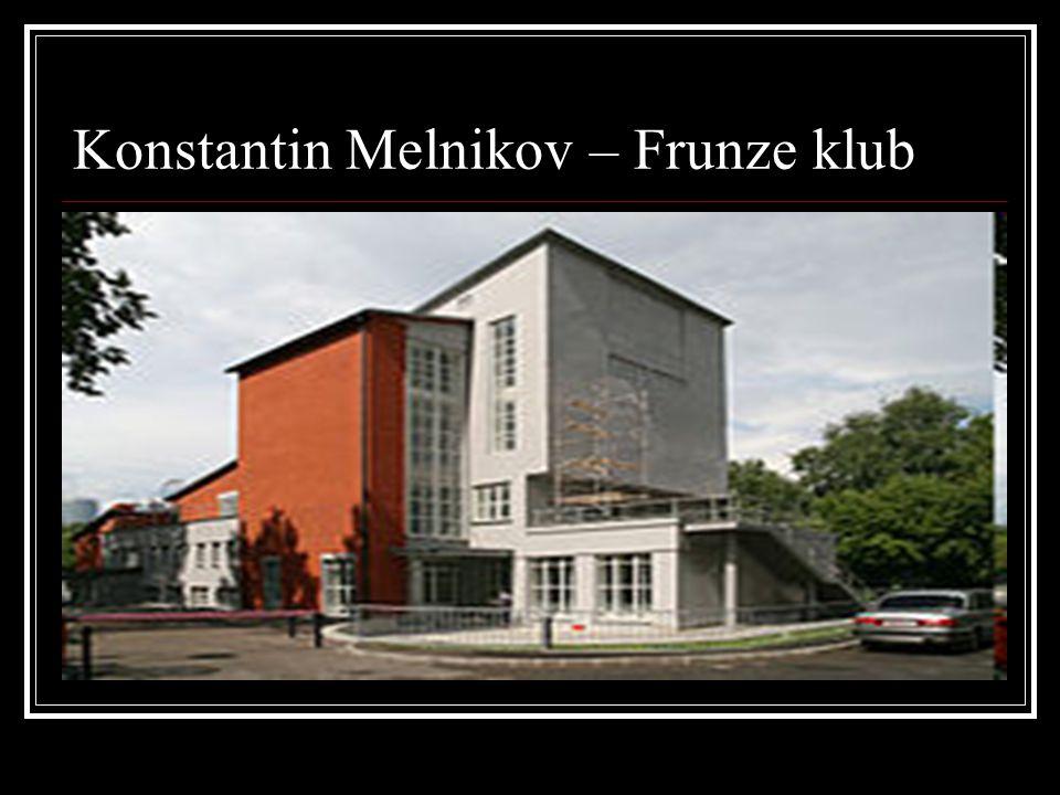 Konstantin Melnikov – Frunze klub