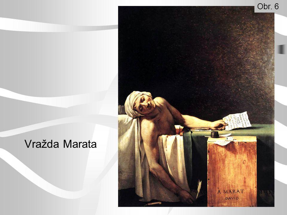 Vražda Marata Obr. 6