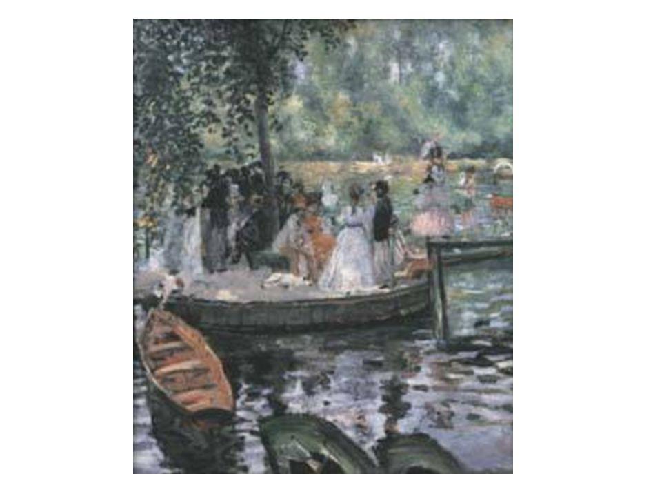 Camille Pisarro 1830-1903 Samouk vliv realistů, později impresionistů Emigrace v Anglii: vliv Turnera a Constabla Krajinomalby Méně častěji figurální malby, portréty Divizionistické období